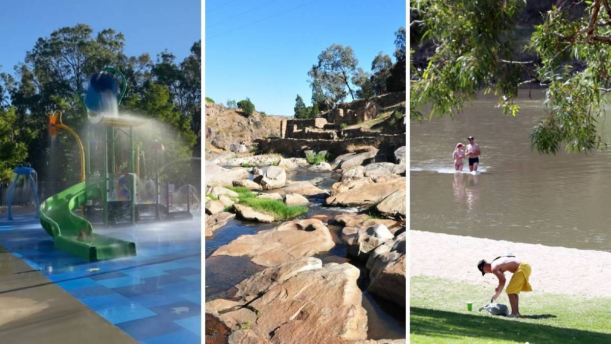 7 places to cool off in the Riverina this summer