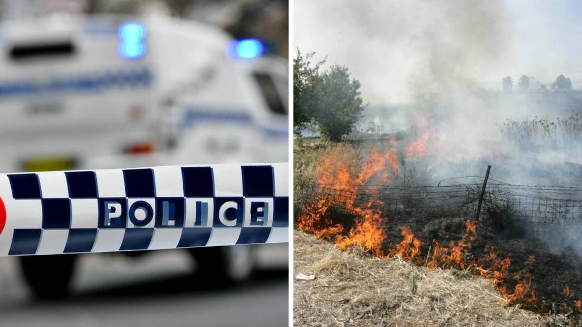 Rural Fire Service member accused of lighting 30 fires at Whitton