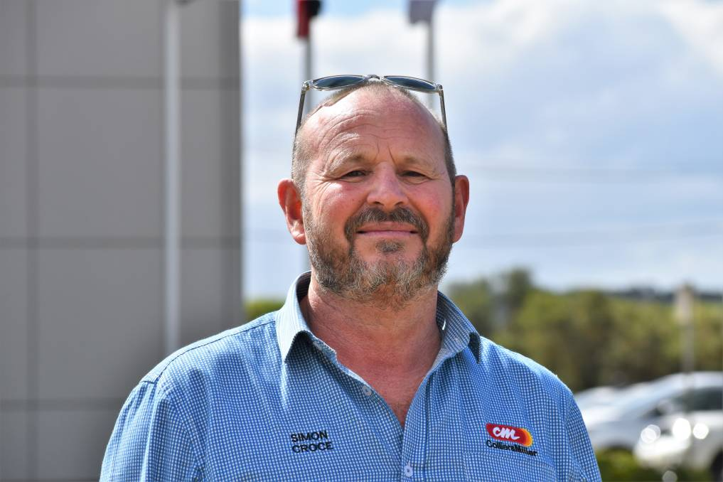 NEW DEPUTY: Councillor Simon Croce has been elected to the position of Griffith Deputy Mayor. PHOTO: Shaun Paterson
