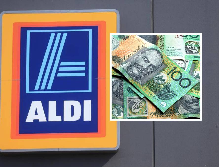 Police investigating counterfeit $100 note used at Aldi