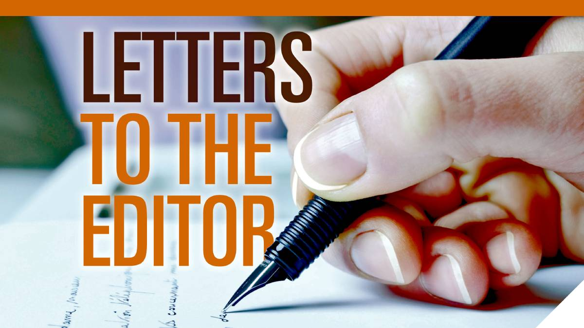 LETTERS TO THE EDITOR: Streets need upgrade